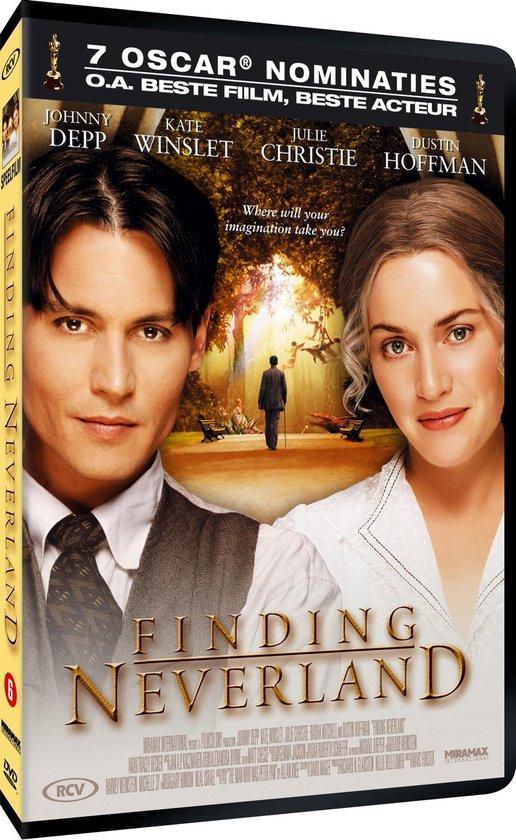Cover van de film 'Finding Neverland'