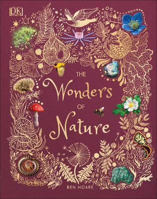 Boek cover The Wonders of Nature van Ben Hoare (Hardcover)