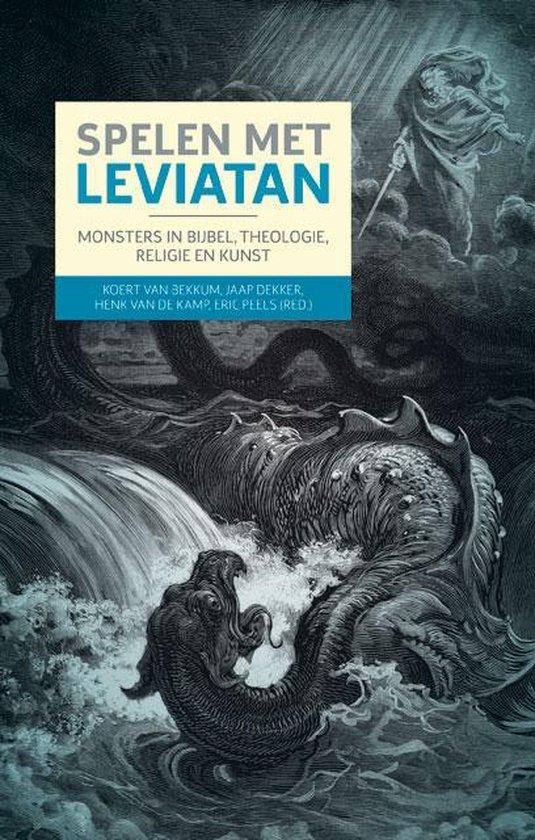 Apeldoornse studies 71 - Spelen met Leviatan - Koert van Bekkum   Fthsonline.com
