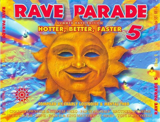 Rave Parade 5