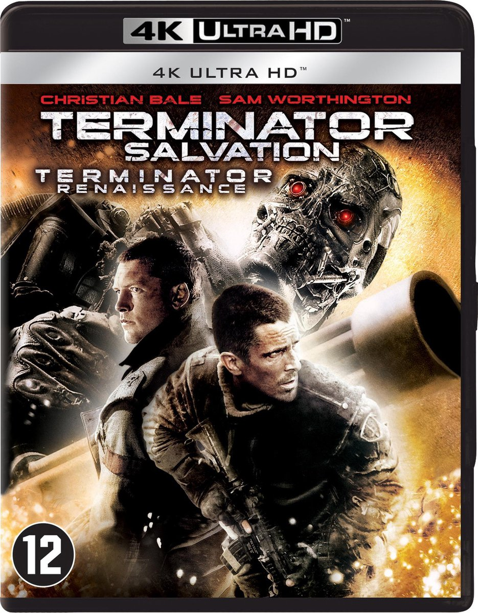 Terminator Salvation (4K Ultra HD Blu-ray)-