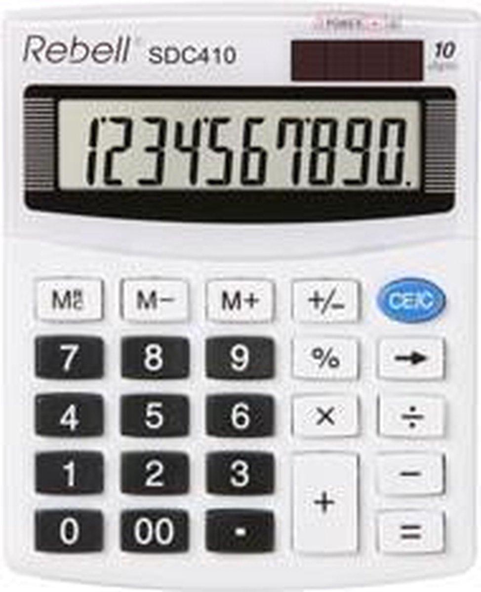 Rebell SDC410 Rekenmachine