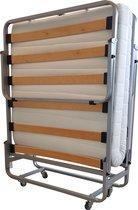 Bed Box Holland - Vouwbed GB111 - met lattenbodem - 90x200