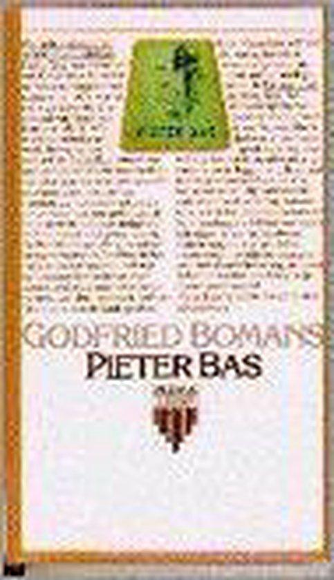 Memoires, of gedenkschriften van minister pieter bas - Godfried Bomans |