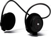 Miiego AL3+ Freedom Zwart Bluetooth draadloze on-ear sport koptelefoon