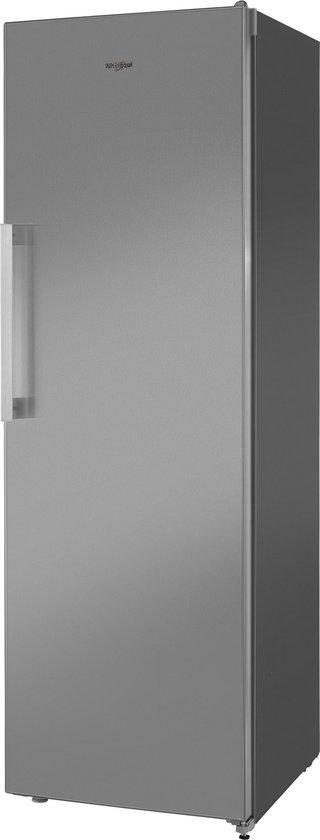 Koelkast: Whirlpool SW8 AM2C XR - Kastmodel koelkast - Zilver, van het merk Whirlpool