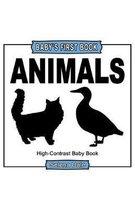 Baby' First Book: Animals