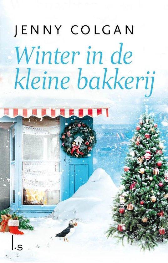 Boek cover De kleine bakkerij aan het strand 3 -   Winter in de kleine bakkerij van Jenny Colgan (Paperback)