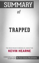 Boek cover Summary of Trapped van Paul Adams