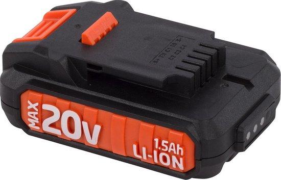 Powerplus Dual Power POWDP9010 Accu – 20V (1,5Ah) - Li-ion