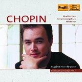 Chopin: Edition Vol.1-Ballades 1-Cd