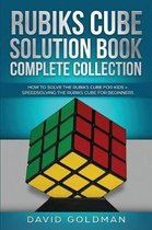 Rubiks Cube Solution Book Complete Collection