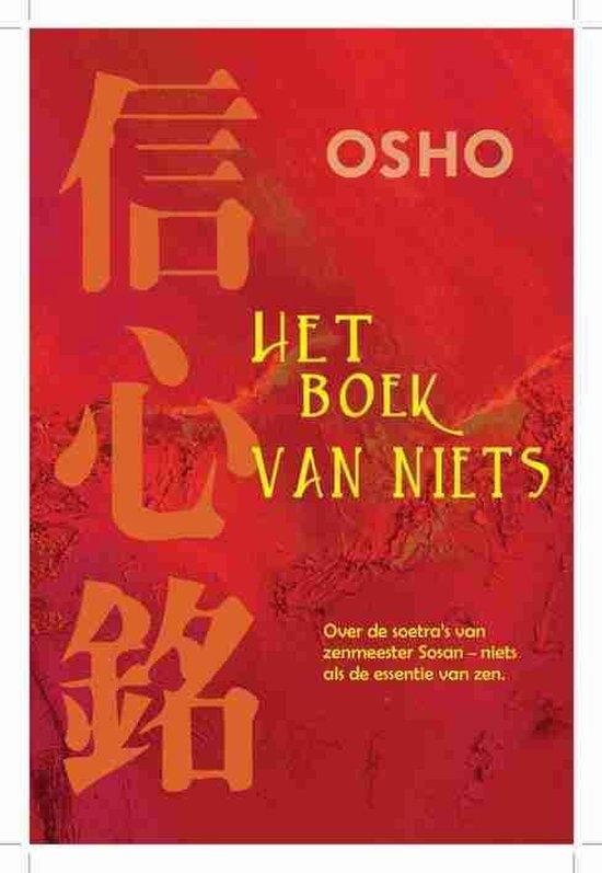 Het boek van niets - Osho |
