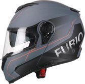 HELM VITO SYSTEEMHELM FURIO ROOD M Motor & Scooter