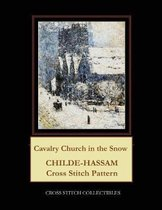 Cavalry Church in the Snow