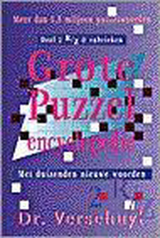 Grote Puzzel-Encyclopedie - ... Verschuyl | Fthsonline.com