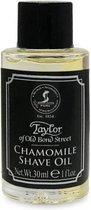 Taylor of Old Bond Str. scheerolie Kamille 30ml