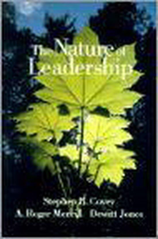 Afbeelding van The Nature of Leadership