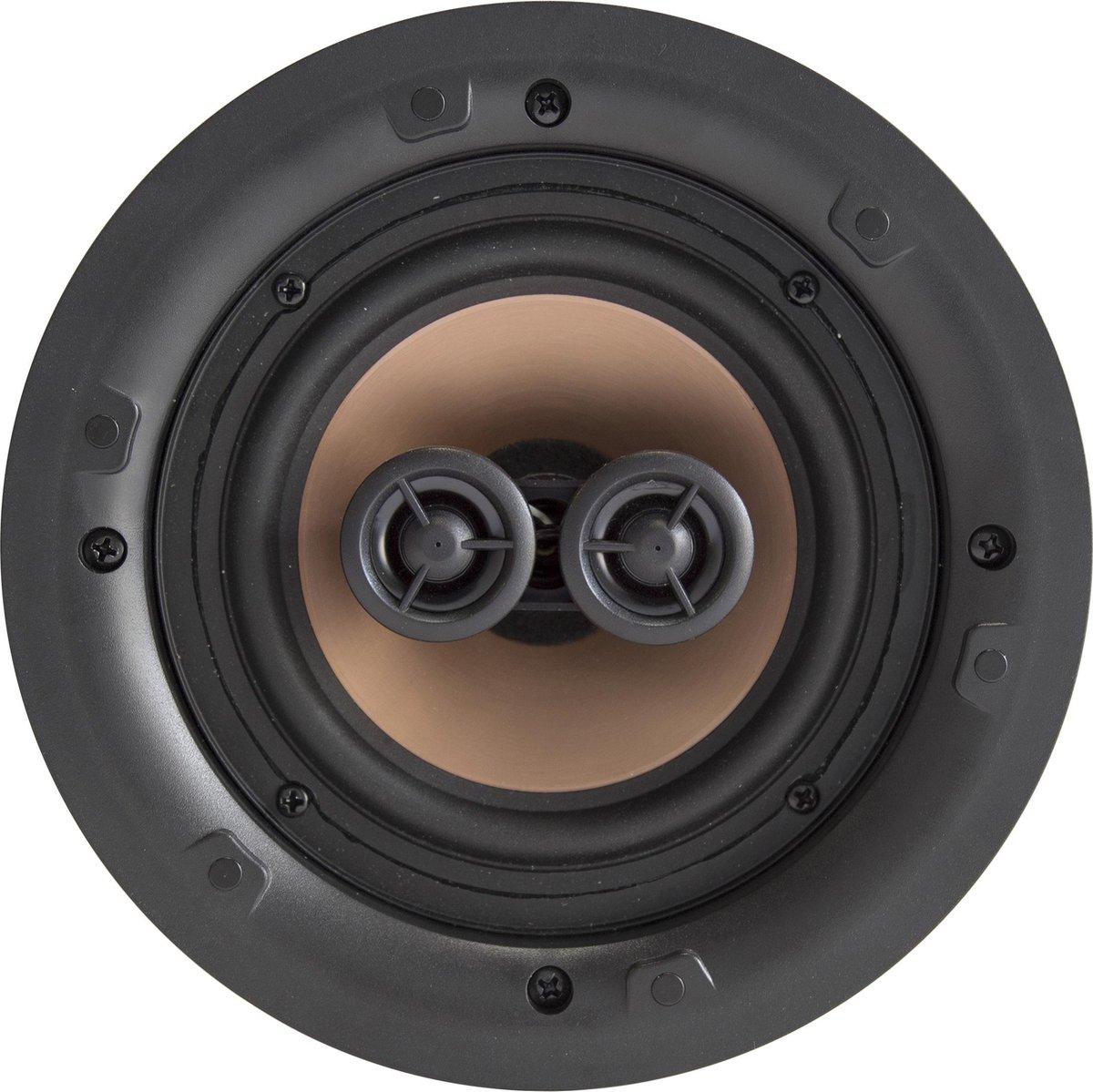 Artsound HPRO550 luidspreker 2-weg 100 W Zwart, Wit Bedraad