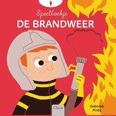 Speelboekje  -   De brandweer