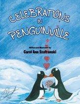 Celebrations in Penguinville