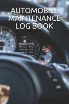 Automobile Maintenance Log Book
