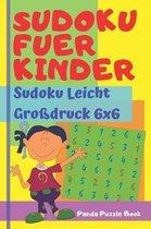 Sudoku Fuer Kinder - sudoku leicht grossdruck 6x6