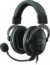 HyperX Cloud II Pro Gaming Headset - PC - Zwart/Grijs