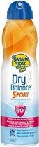 Pantene Hawaiian Tropic Dry Balance Sport Sun Protection Continuous Spray Spf50 220ml