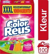 Color Reus Waspoeder - Kwartaalverpakking - 100 wasbeurten