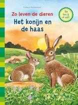 Zo leven de dieren 0 -   Het konijn en de haas
