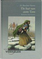 Boek cover Wereldberoemde verhalen - Hut van oom Tom van Harriet Beecher - Stowe