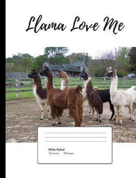 Llama Love Me Vol. 2