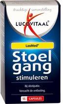Lucovitaal Stoelgang Stimuleren Laxeermiddel - 15 capsules