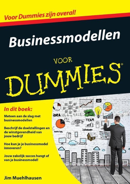 Businessmodellen voor dummies - Jim Muehlhausen  