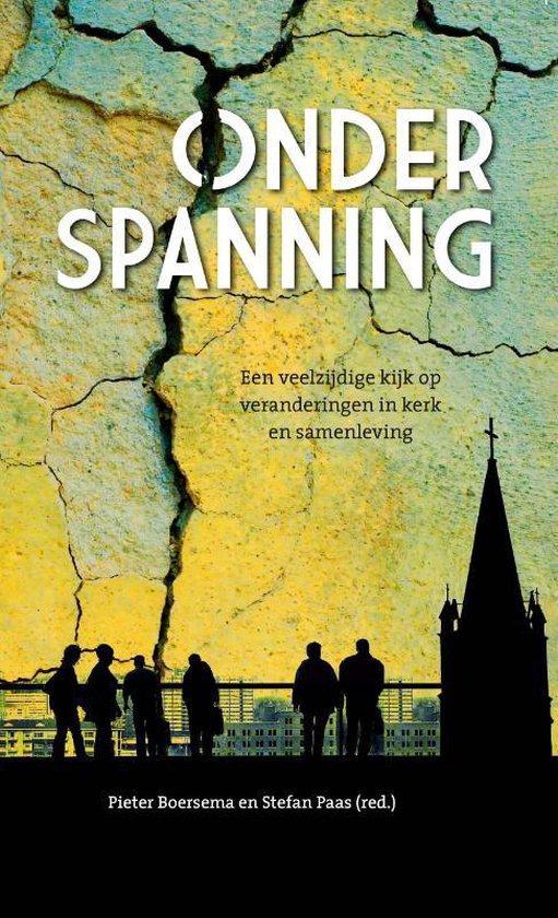 ONDER SPANNING - Pieter Boersema |