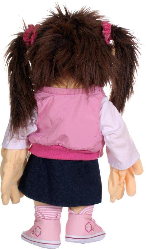 Living Puppets handpop Monique 65cm - Roze