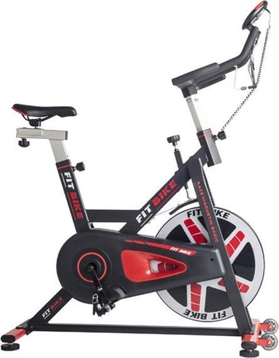 Spinningbike FitBike Race Magnetic Basic - incl. trainingscomputer