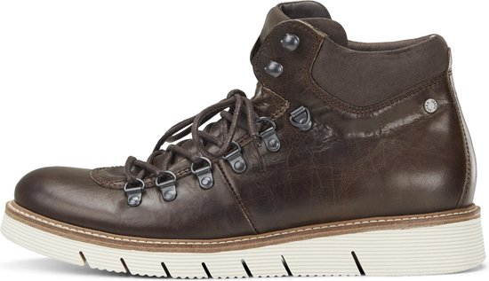 JACK&JONES FOOTWEAR Heren Veterschoenen - Brown Stone - Maat 40