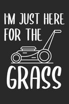 I'm Just Here For The Grass