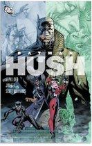 Boek cover Batman Hush van J. Loeb (Onbekend)