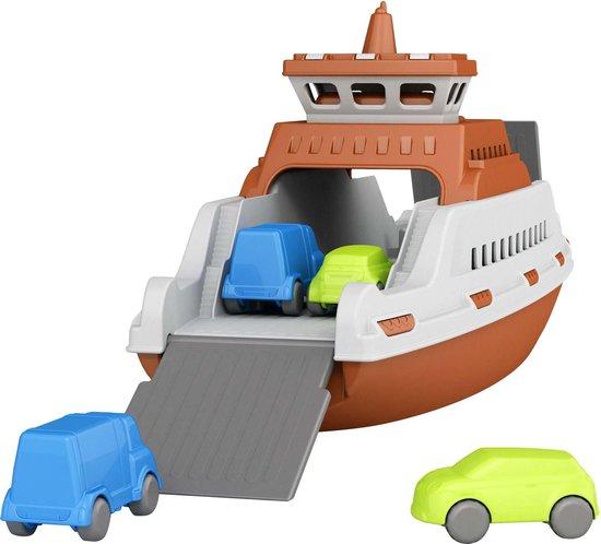 Veerboot 39cm + acc. 2Ass.
