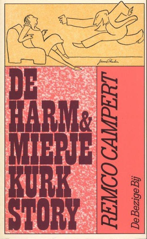 De Harm en Miepje Kurk story - Remco Campert pdf epub