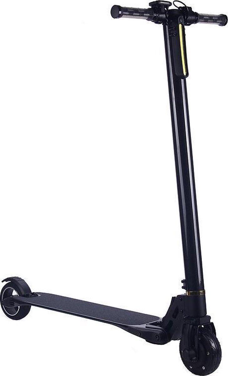 Techno LITE E-Scooter - Elektrische step, Zwart, opvouwbaar, 250W