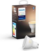 Philips Hue GU10 Losse Lamp - White Ambiance -  Bluetooth