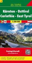 FB Oostenrijk blad 5 ● Karinthie • Oost-Tirol