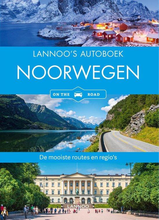 Lannoo's autoboek - Noorwegen on the road - Christian Nowak  