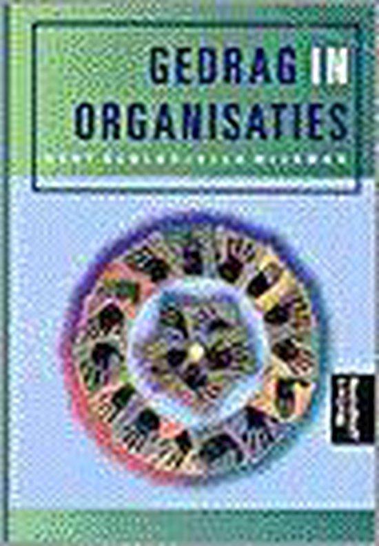 Gedrag in organisaties - Gert Alblas |