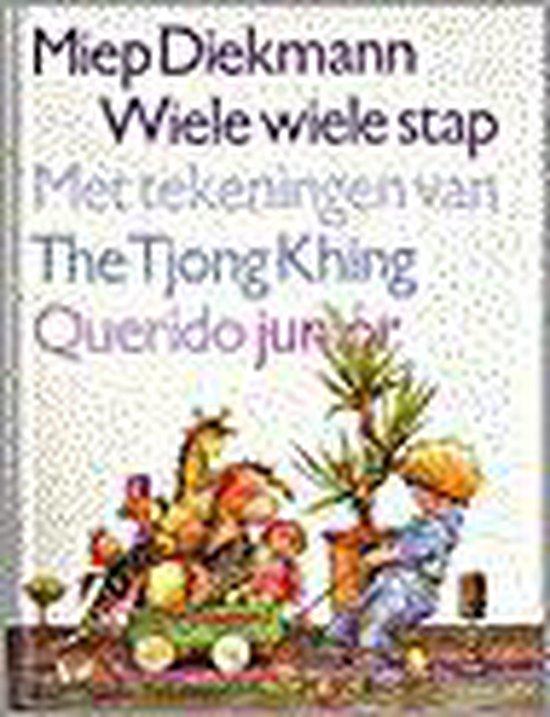 Boek cover Wiele wiele stap van Miep Diekmann (Hardcover)