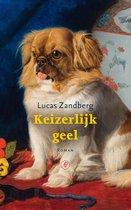 Boek cover Keizerlijk geel van Lucas Zandberg (Paperback)
